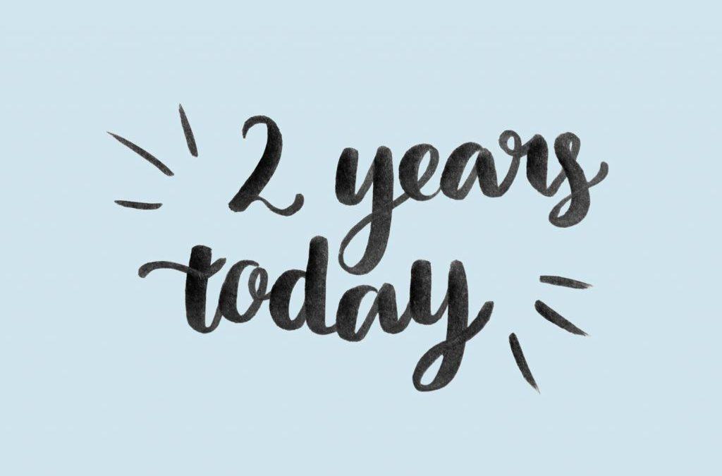 2 year work anniversary joey get moore auto